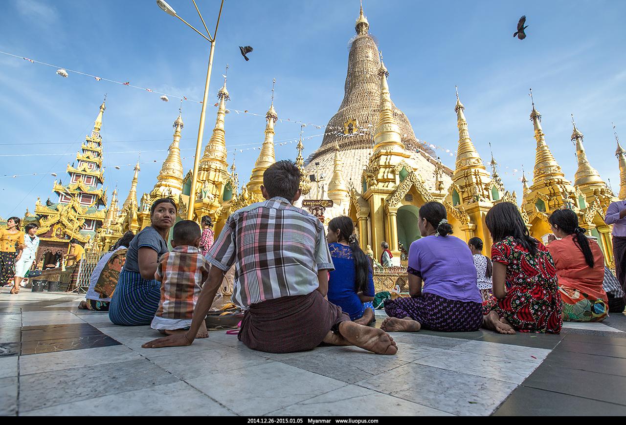 2014.12.26-2015.01.05 缅甸之行图片选集 - 急冲人鱼 - 若批评不自由,则赞美无意义。