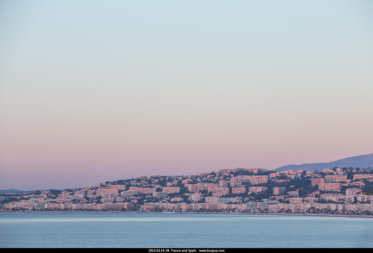 2015.02.14-28 法国西班牙自驾图片选集 - 急冲人鱼 - 若批评不自由,则赞美无意义。