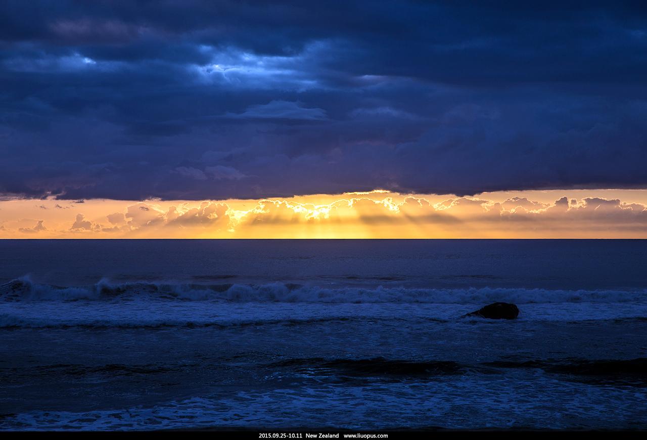 2015.09.25-10.11 新西兰图片小选 91张 - 急冲人鱼 - 若批评不自由,则赞美无意义。